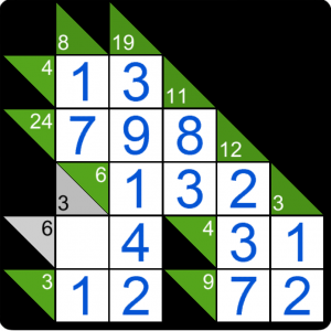 Puzzle Page Kakuro September 3 2019 Answers