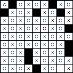 Puzzle Page Os and Xs September 2 2019 Answers