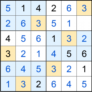 Puzzle Page Sudoku September 2 2019 Answers