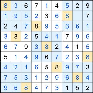 Puzzle Page Sudoku September 3 2019