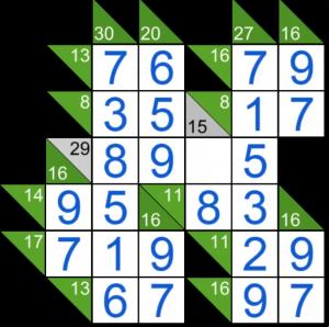 Puzzle Page Kakuro November 19 2019 Answers
