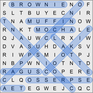 Puzzle Page Word Search January 21 2020 Answers