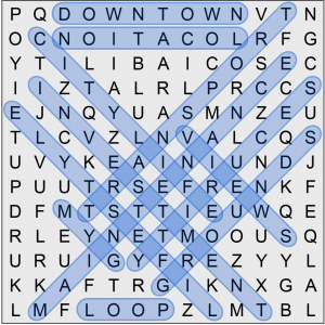 Puzzle Page Word Search January 26 2020 Answers