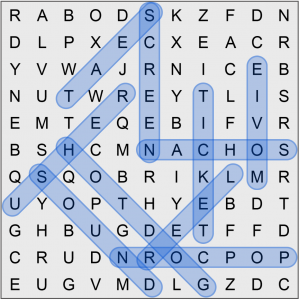 Puzzle Page Word Search January 28 2020 Answers