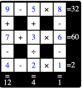 Puzzle Page Cross Sum February 17 2020 Answers