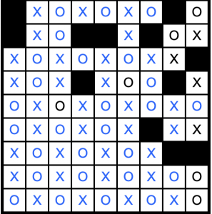 Puzzle Page Os and Xs February 13 2020 Answers