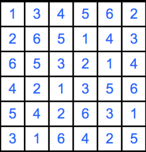 Puzzle Page Sudoku February 14 2020 Answers